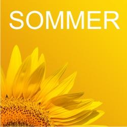 Plakate Sommer DIN A0 A1 A2 A3