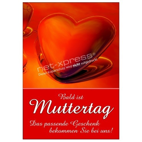 Muttertagsposter DIN A1